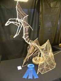 Stick Dragon by Madeline Field
