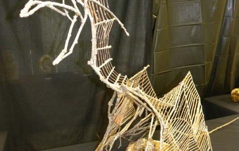 DHS students place at art show