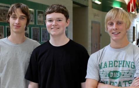 Three seniors named National Merit Finalists