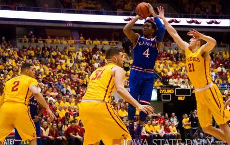 Expectations High as Always for Kansas Basketball