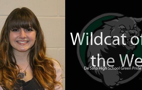 Meet freshman Emma Cozette Jackson!