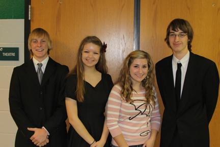 Debate team members head to National qualifiers