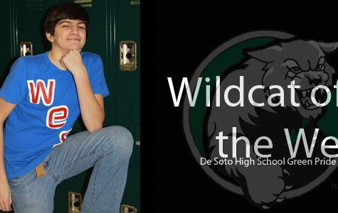 Meet sophomore Ben Patton!