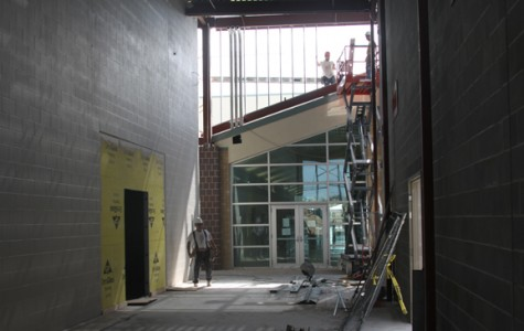 Phase 2 construction coming close to completion