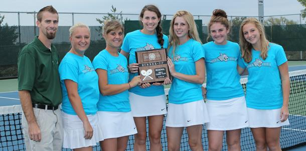 Girls tennis claims Regional runner-up trophy; Williams to head to State for fourth time