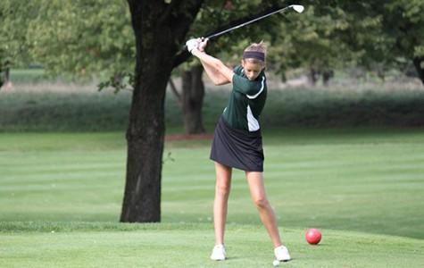 A setback for golfer Brittani Jenson