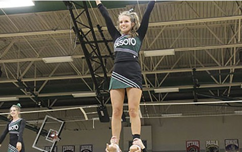 Deghand earns cheer All-America honors