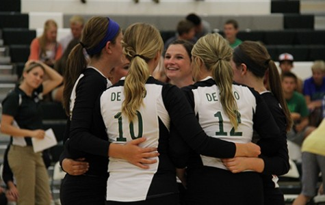 Volleyball optimistic about Spring Hill game