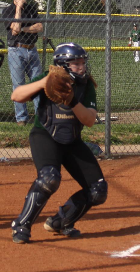 Senior Ashley Mars swings her way into Cowley