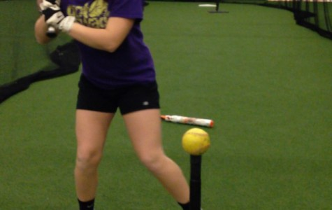 Ravenne King swings her way to a new softball season
