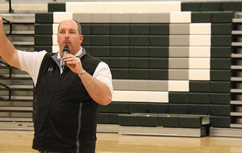 De Soto to say goodbye to Principal Meyer