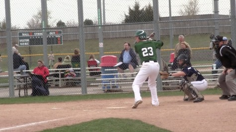 Baseball defeats Blue Valley North