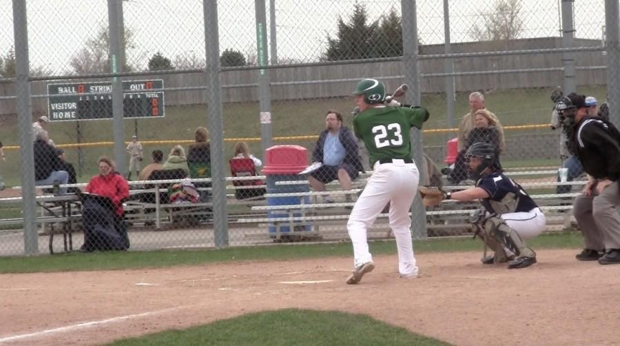 Baseball+defeats+Blue+Valley+North