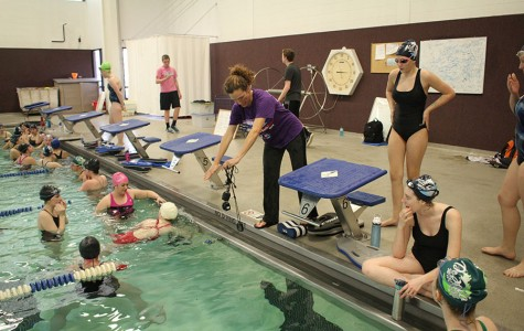 Girls' swim team begins season strong