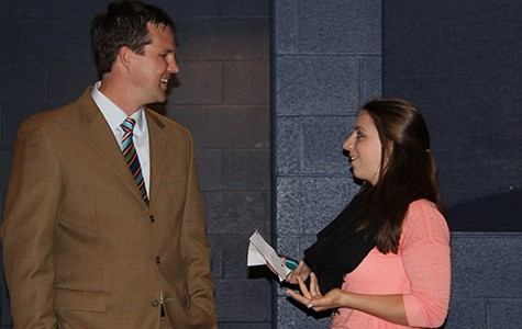 New principal named at DHS