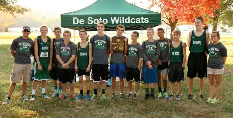 Cross Country qualifies for State for 11th straight year