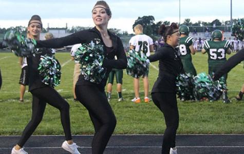 Dance captain dances her way through high school