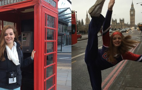 Student travels to London to dance over winter break