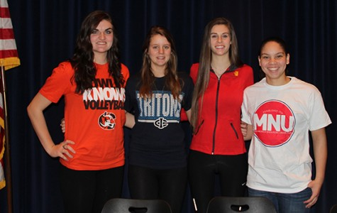 Wildcats ink letters of intent
