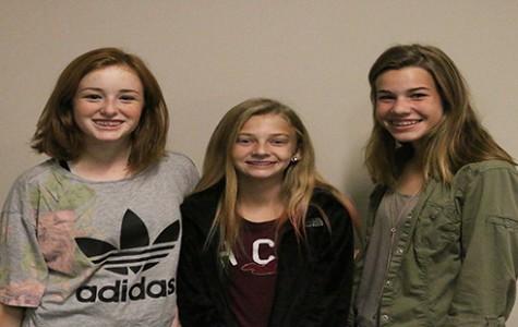 Girls' golf team triples in size