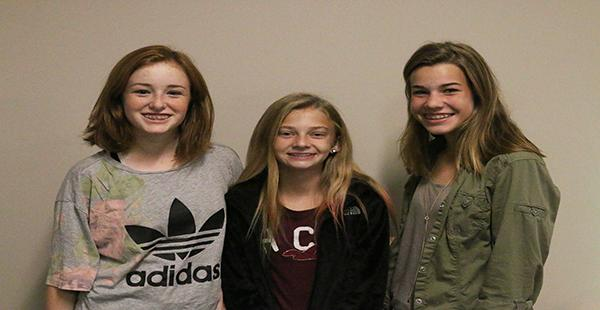 Girls' golf team triples in size