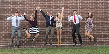 Meet the 2015 homecoming candidates!