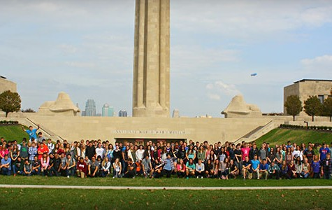 Junior class takes field trip to National World War I Museum and Memorial