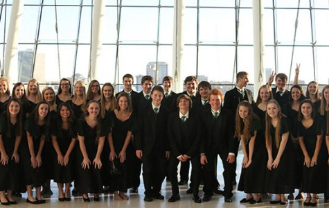 Madrigals take the Kauffman Center for Christmas Performance