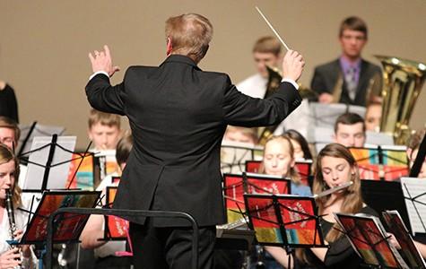 De Soto sends 13 students to KMEA district band