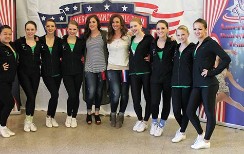 Diamond Dancers compete at national competition