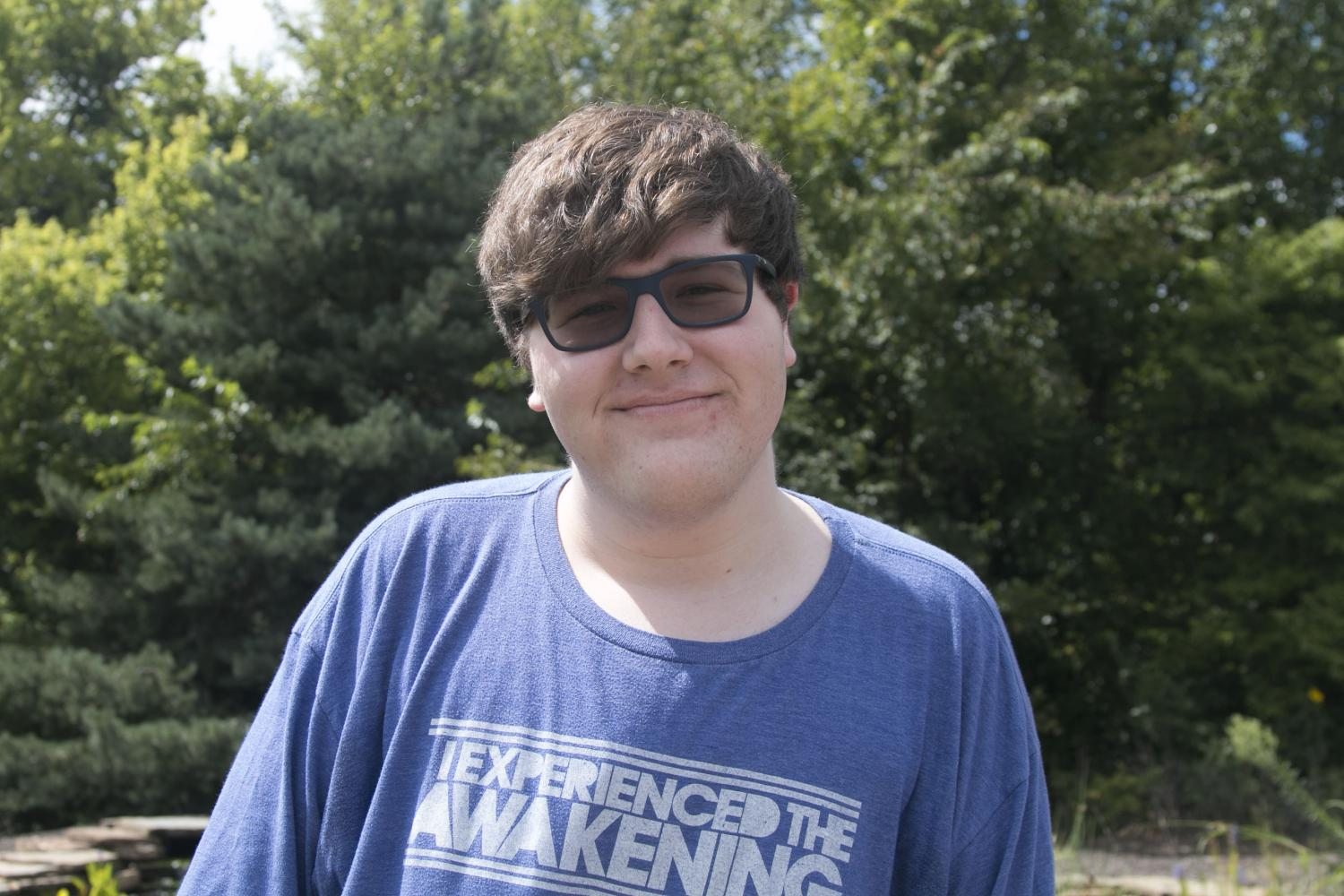 Micah Faulds, Editor-in-Chief