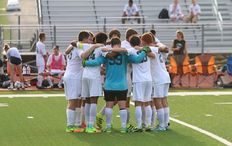 Boys' Soccer rallies behind youth in first game