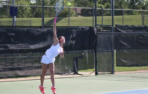 Injured tennis freshman hopeful to return soon