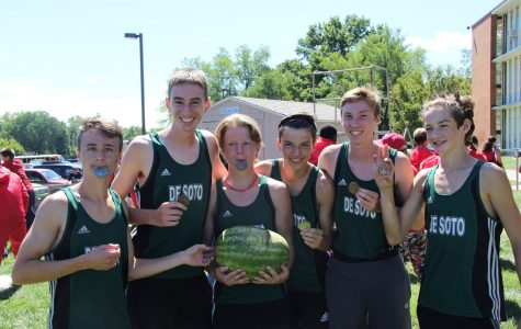 Cross country wins big at Bishop Miege