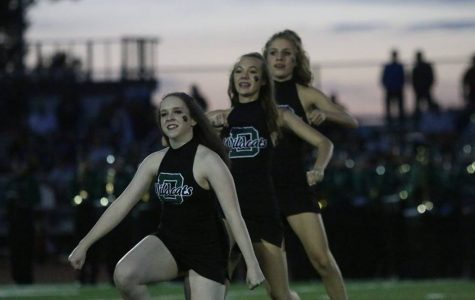 Dance team makes major changes