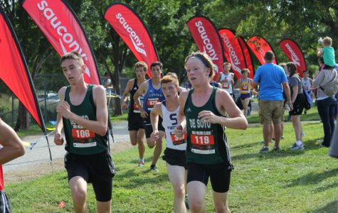 Cross country competes in Greg Wilson Classic, first meet of the season