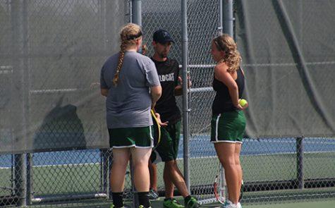 Girl's tennis set to host Regionals