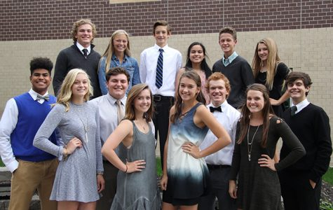 Meet your 2016 Homecoming candidates