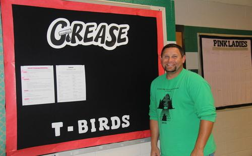 Theater department begins rehearsals for iconic show Grease