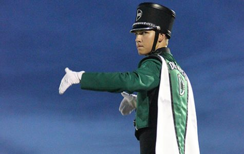Band makes changes to drum major position