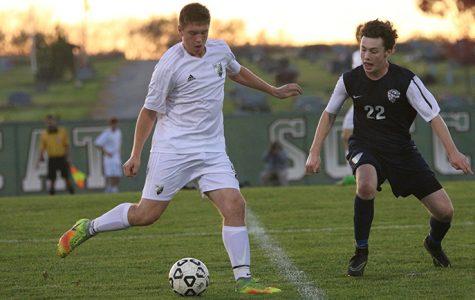 Boys' soccer finishes season in Regional championship against St. James
