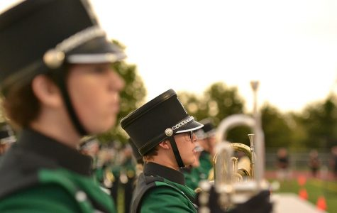 DHS Band receives one rating at Baker and K-State marching festivals