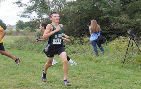 Cross country competes at Regionals and State