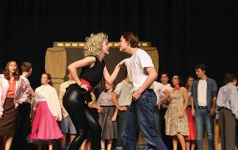 Theater department holds matinee performance of Grease