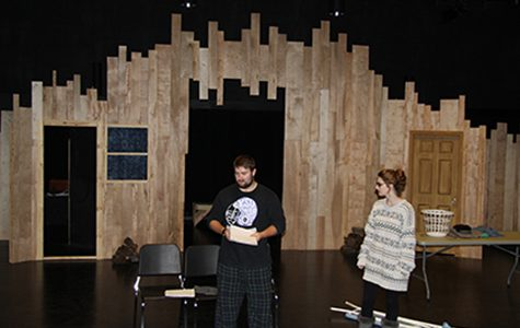 Drama students perform self-directed productions