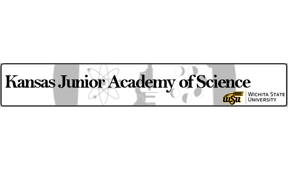The Kansas Junior Academy of Science hosts meetings across the state for students to present experiments and share ideas. This year's state meeting was hosted by Wichita State University on May 5.