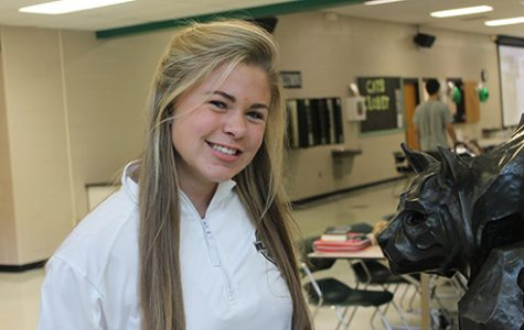 Student skips eighth grade
