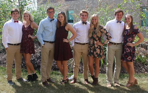 Meet your 2017 Homecoming candidates