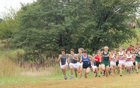 Cross country has major success at Cat Classic meet