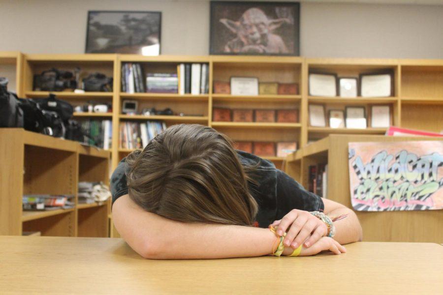 Sleep deprivation among high school students